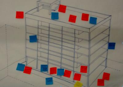 Abril, cooperativa d'habitatges en cessió d'ús al Poblenou (Barcelona)