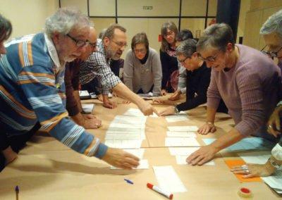 Acompanyament cooperativa de gent gran de Can 70 a Barcelona