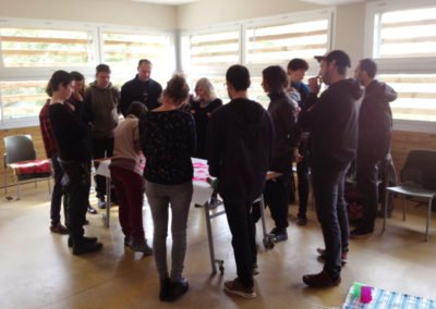 Acompanyament Ruderal, cooperativa en cessió d'ús a Vallcarca