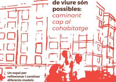 Projecte Singular: Enfortiment de l'habitatge cooperatiu en cessió d'ús a Catalunya