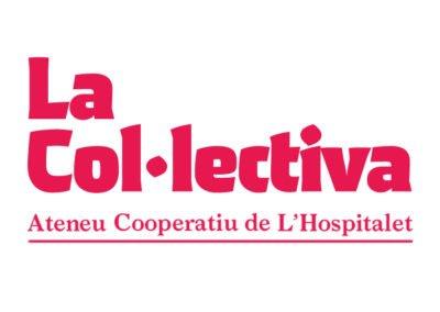 Acompanyament La Col·lectiva, cooperativa en cessió d'ús a l'Hospitalet