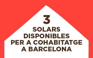 Concurs Cohabitatge Ajuntament de Barcelona