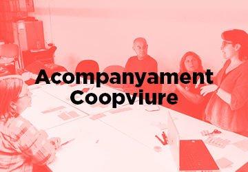 En què consisteix un acompanyament durant el procés de cohabitatge? Cas pràctic: Coopviure (I)