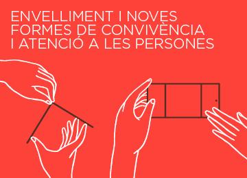 25 Setembre | Xerrada: Envelliment i noves formes de convivència i atenció a les persones