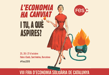 27 d'octubre | Taula rodona FESC2019: Com fem créixer els projectes de cohabitatge per a gent gran?