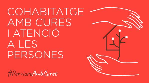 Presentem la guia «Cohabitatge amb cures i atenció a les persones»