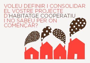 Assessorament gratuït en cooperatives d'habitatge