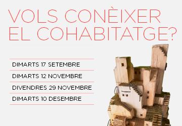 Del 17 Setembre al 10 Desembre | Sessions informatives sobre cooperatives d'habitatge