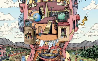 Converses en temps de confinament: Viure en comunitat és una Utopia?