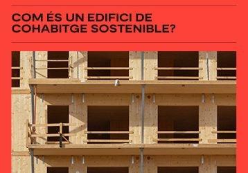 Apostem per un model de cohabitatge ecològic, saludable i eficient