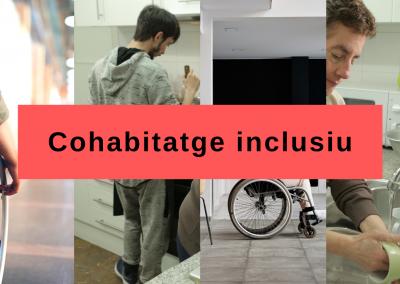 Vida Inclusiva, cooperativa d'habitatge inclusiu en cessió d'ús, amb TEB Habitatge